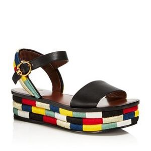 🆕Tory Burch Camilla Platform Sandal. Sz 8